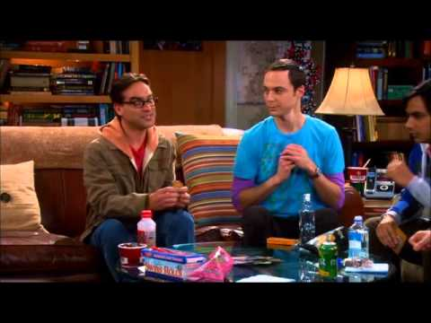 The Big Bang Theory - Sheldon INFINITO Subtitles in English