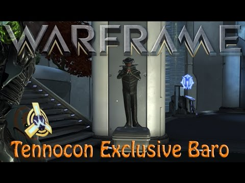 Warframe - Tennocon Digital Ticket (Exclusive Baro Visit)