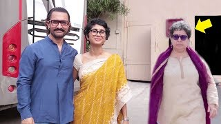 Aamir Khan Totally IGNORES Ex Wife Reena Dutta In Front Of Kiran Rao