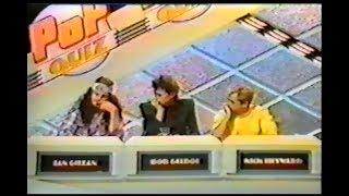 Pop Quiz 1982 - Ian Gillan, Scott Gorham
