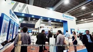 Testimonios Expositores - Mecalux México - Carlos Castro Damián - Gerente de Operaciones