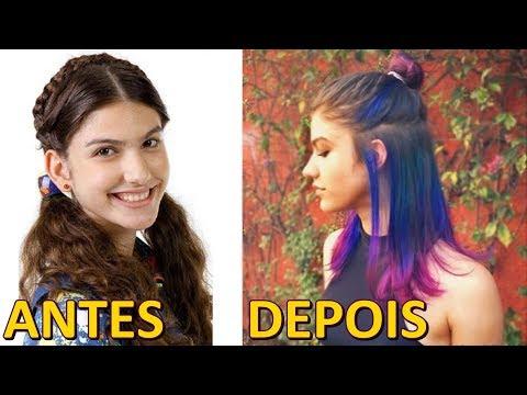Meninas De Chiquititas Que Mais Mudaram (2013 à 2016)