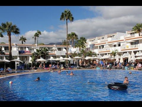 Allsun Hotel Los Hibiscos Tenerife Youtube