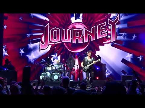 Journey - Don't Stop Believing (Live, Toyota Center, Houston, TX, USA)