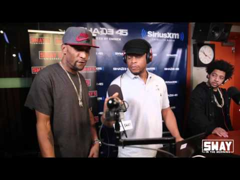 Friday Fire Cypher: Lord Jamar Watches on as Torae and Aaron Cooks Heat Things Up