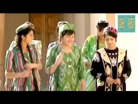 Özbek Balası Muhteşem Söylüyor   Bin Kulluk Özbekistan     Özbekçe Şarkı