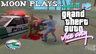 Moonschool Plays - Grand Theft Auto: Vice City