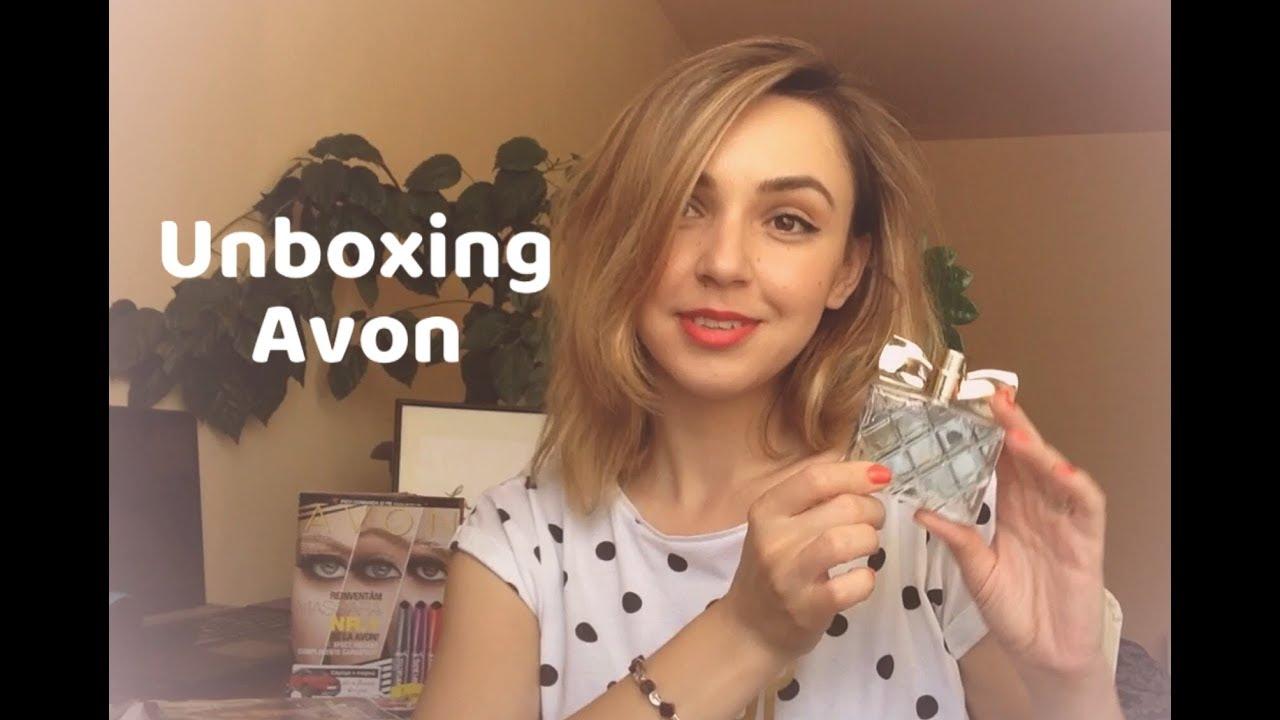 Unboxing Avon C7 2018 Impresii Produseparfumul Avon Luck Limitless