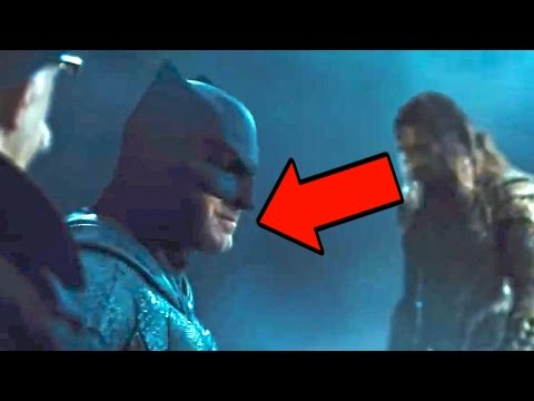 JUSTICE LEAGUE Trailer 2 Breakdown - Everything You Missed (
