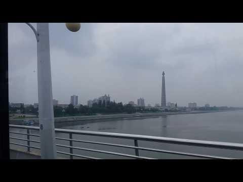 Along the streets of North Korea