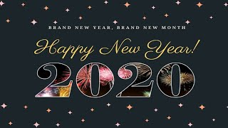 2020 Best Happy New Year Wishes and Prayers