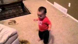 YouTube - Cute_ FUNNY Baby Dancing Salsa Part2!!! MUST SEE!!!!.flv