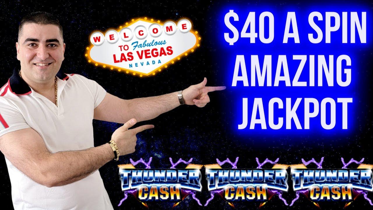 Download Thunder Cash Slot HANDPAY JACKPOT | Winning On Slot Machines | SE-4 | EP-23