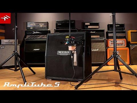 AmpliTube 5 - New Volumetric Impulse Response (VIR™) Technology