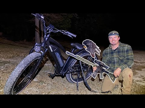 Thermal Hog Hunting Off ELECTRIC BIKE?? {Catch Clean Cook}