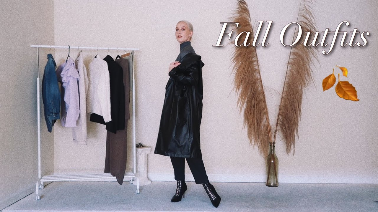 [VIDEO] - Casual and Comfortable Fall Outfit Ideas 2019 1