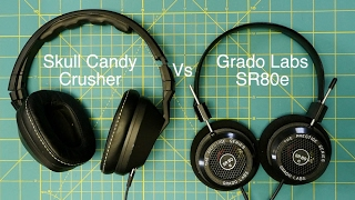 A look at two sets of $100 (or less) headphones Skullcandy Crusher ...