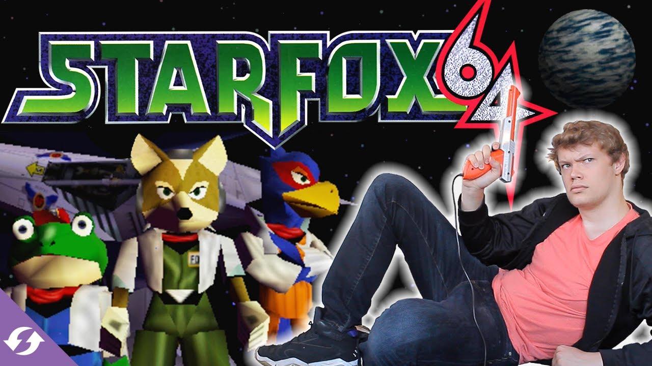 Star Fox 64 | Peak Piloting - Reeset