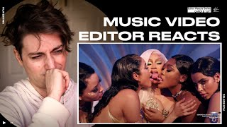 Editor Reacts To Cardi B Up MP3