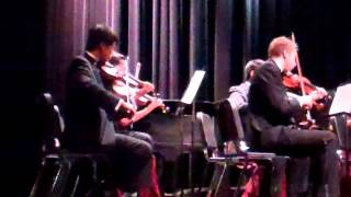 Sinfonia in D (First Movement) Johann Stamitz
