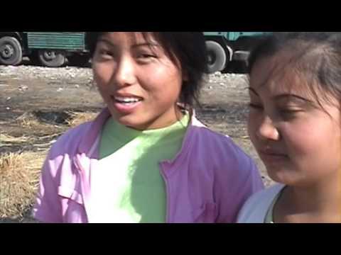 RUILI ON THE CHINA / BURMA  BORDER