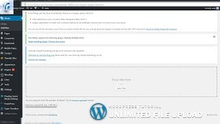 How to Increase the Maximum File Upload Size in WordPress (2018)