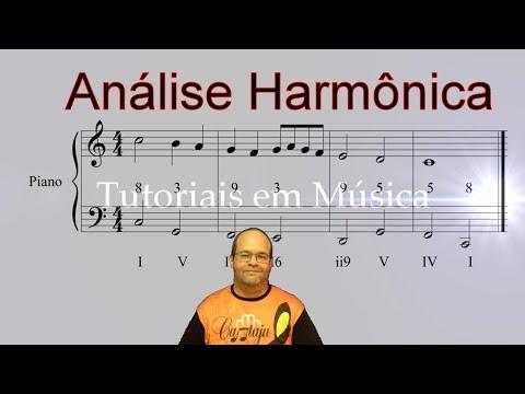Análise harmônica - 09/07/2017 - Tutoriais em música