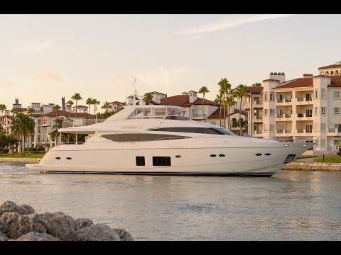 Eleonora II 95 Princess Motoryacht Video 2011 BEST BUY