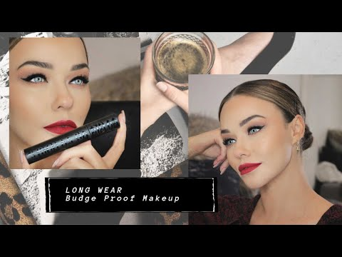 longwear,-smudge-and-sweat-proof-makeup-tutorial-|-foundation,-lipstick,-eyeliner,-mascara