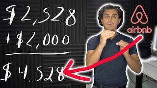 Gambar cover HOW TO BE AN AIRBNB HOST FULL TIME!! (mathematical breakdown)