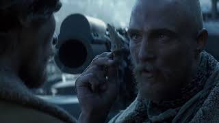 """Reign of Fire (2002)  Scene: """"We can do this easy or we can do this real easy"""""""