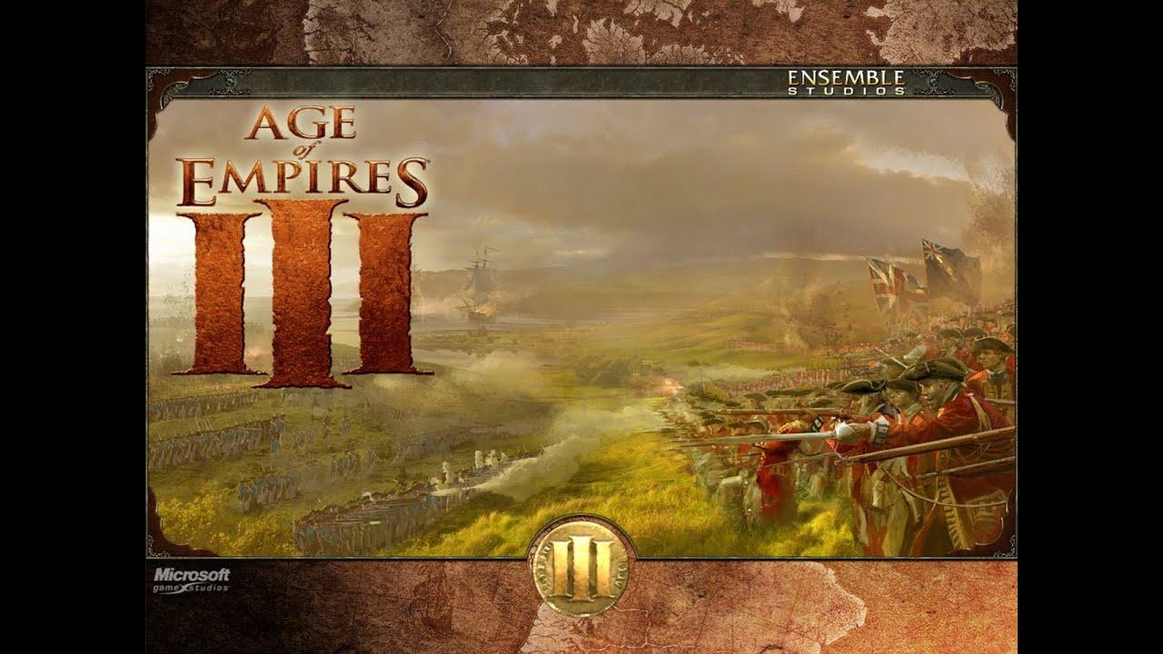 Age Of Empires Iii Skirmish Battle Part I Youtube
