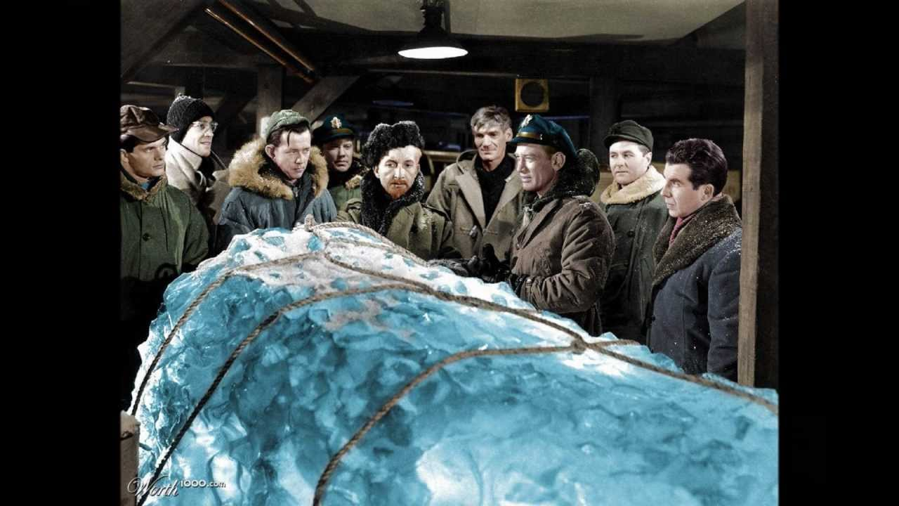 the thing from another world 1951 full movie