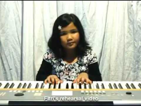 Fitri Cerado -Barbie as Rapunzel Sound track