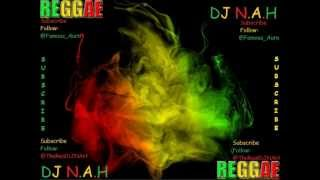 Reggae Dancehall Party Mix (Vybz Kartel, Popcaan, Movado Etc) - DJ N.A.H