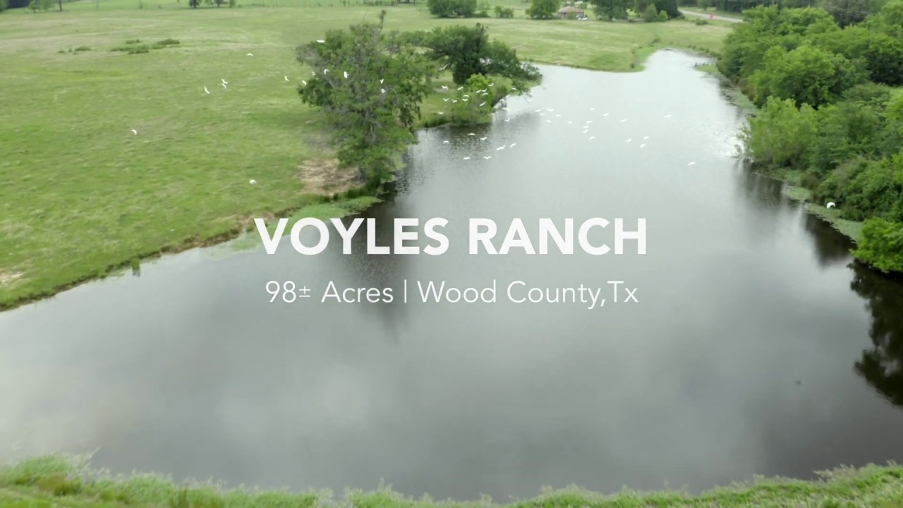 Live Water Ranch Hunting Land Quitman Wood County Texas For Sale Voyles  Ranch