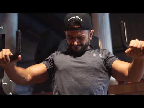 FITNESS DARI NOL | Latihan Menggunakan Mesin Untuk Pemula | Beginner Workout