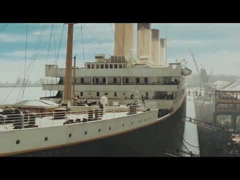 ТИТАНИК (1997) русский трейлер, смотреть фильм на русском онлайн, катастрофа, молодой Дикаприо HD