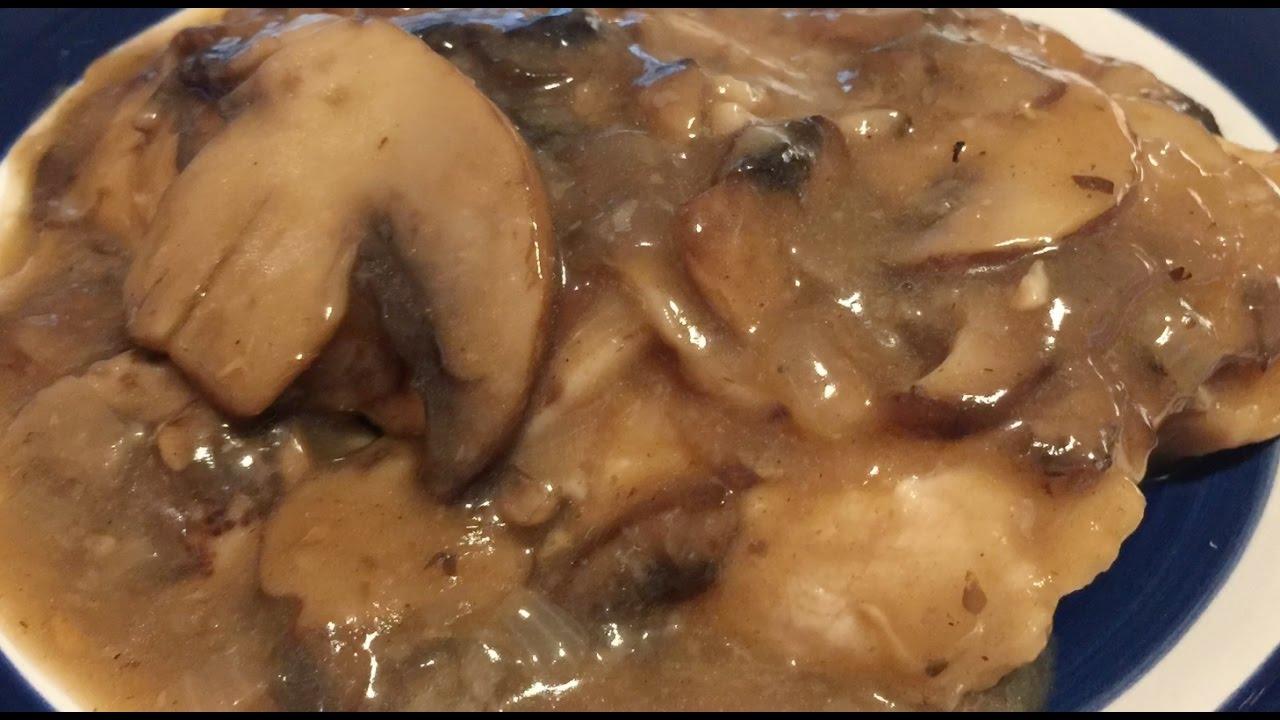 Instant pot chicken marsala youtube instant pot chicken marsala forumfinder Images