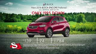 Five Star Experience - Buick Encore & GMC Acadia (April 2018)