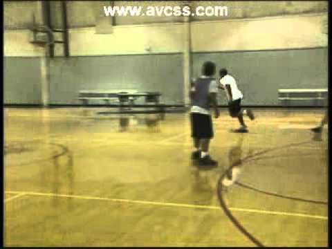 Basketball Defense Drill - Steal the Ball with the Correct Hand