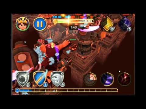 Royyal Revolt 2 Behemoth Chamber 5 Level 5 Ogre Unlocked
