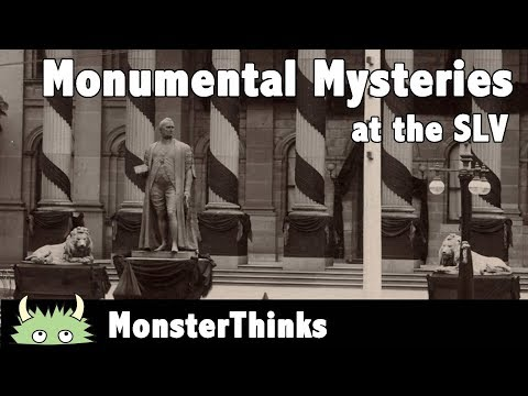 Monumental Mysteries At The State Library Of Victoria