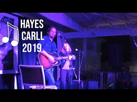 Hayes Carll 2019 Set at 30A Songwriters Festival