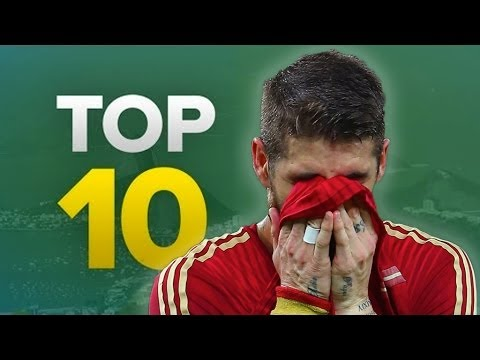 SPAIN OUT - Top 10 Memes! | Spain 0-2 Chile 2014 World Cup Brazil
