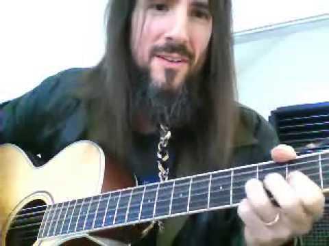 "Ron ""Bumblefoot"" Thal Livestream (30-12-2012)"