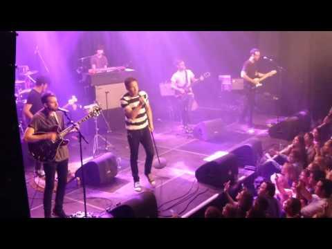David Duchovny Opening / 3000 / Motherfucker - Live Melkweg Amsterdam 2016