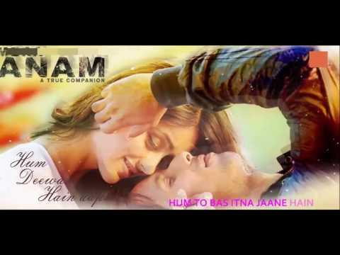 mera-sanam-||-hum-deewane-hain-aapke||-indian-latest-song-||-indian-new-song-this-week