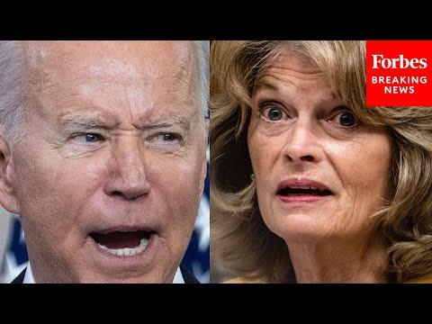 'Really, Really Disturbing': Lisa Murkowski Expresses Shock At Biden Nominee's Past