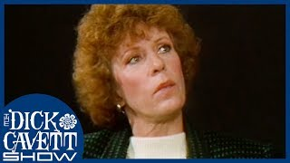 Carol Burnett on Her Daughter Carrie Hamilton | The Dick Cavett Show